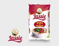 Refrescamiento de empaque y Logotipo: Avena Lassie