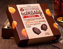 The chocolate to a Belgian recipe