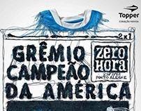 Camisa do Grêmio - Topper