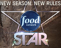 Food Network Star | Experience Booth
