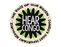 Hear Congo logo