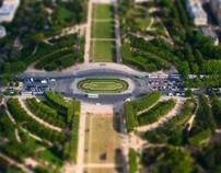 Paris en tout petit