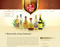 Casa Camarena - Sitio Corporativo