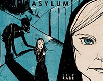 American Horror Story : Asylum (vintage inspired)