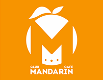 [Logo] Club-Cafe Mandarin