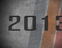2013 Banner Background