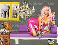 Nikki Minaj's Salon: Ben and Jerry meet Descartes