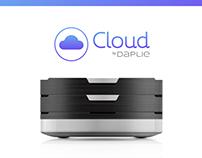 Daplie Cloud Packaging Concept