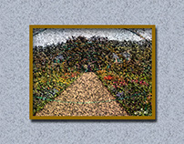 Monet Style 2012 - Photo-Pointillism