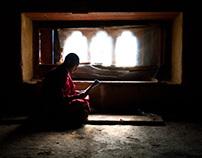 Lost in Bhutan