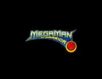 MegaMan NT Warrior Title Animation