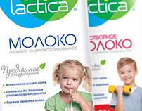 Lactica - redesign