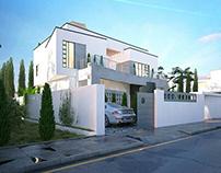 Mr.Essam Al Hdad Villa - Tripoli-Libya