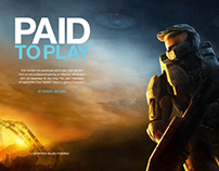 Paid to Play Magazine
