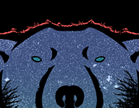 Bear Island Polar and Panda Logos