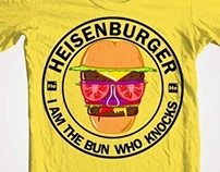 The Heisenburger Shirt