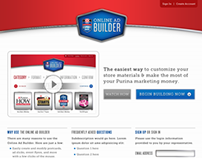 Purina Online Ad Builder