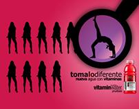 Toma-lo-diferente | vitaminwater