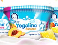 Gerber® Yogolino®