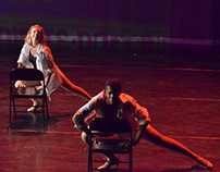 """""""Daydreams"""" Call Me Crazy Dancers, Philly Fringe 2012"""