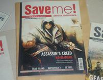 Revista. SAVE ME!