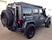 Surefire Jeep Vehicle Design