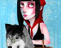 Caperucita Roja y el Lobo