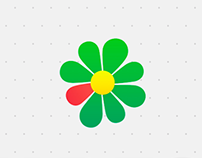 ICQ Redesign for Mail.ru