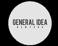 General Idea SS 13 NY