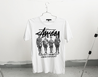 Stussy - Apparel design