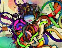 Illustrations & Mixed Media Art : II