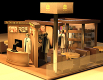 DK Exhibition Booth