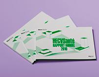HECVSanté annual rapport 2010