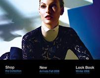 Neiman Marcus Site Design
