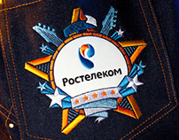 "Rostelecom. Gift for ""Day of Communications"""