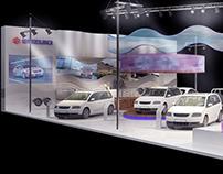 Suzuki @ Riyadh Motor Show 2010