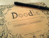 Doodle Draw Sketchbook