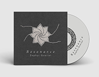 Zephyr Quartet - EP Resonance