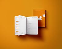 2017 NOTEBOOK COVER DESIGN
