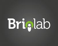 Briolab logotype - 2012