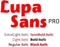 Lupa Sans Pro – Volcano Type