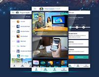 App Fronteira e VC