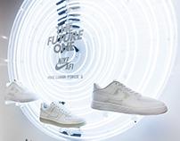 Nike AF1 Lunar Size? Carnaby Street London
