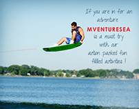 Mventuresea .. Water Sports !
