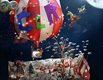 Christmas Postard
