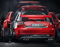 Audi Paris MotorShow 2012