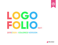 Logofolio (Vol 1) 2019/2020 - Colored Version