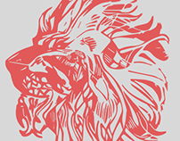 LION LINOCUTS