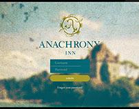 Anachrony Inn Branding