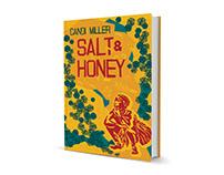 Salt and Honey Book Cover Design